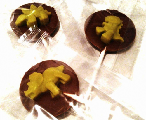 Chocolate Dinosaur Gifts
